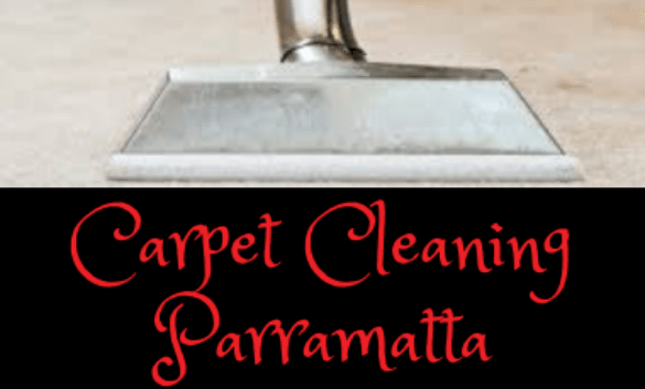 Carpet Cleaning Parramatta